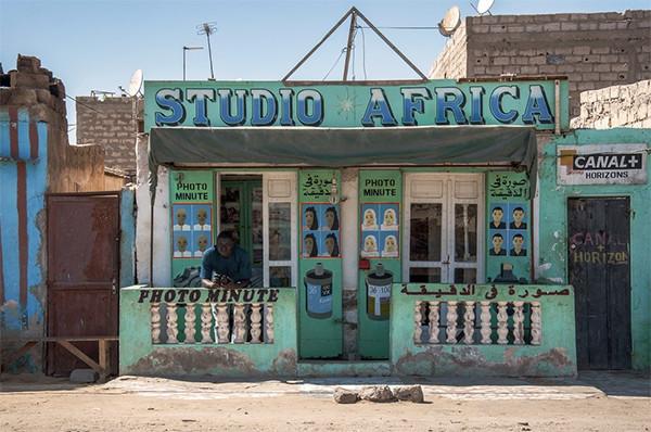 Adrien tache west african